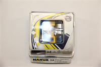 NARVA- H4 Power White 4500k